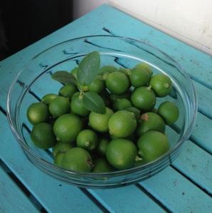 Lime Crop